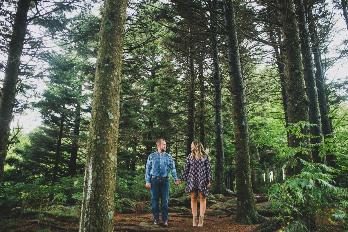 Black Balsam Engagement