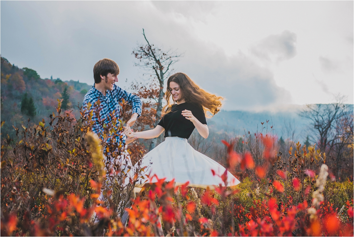 Blue Ridge Engagement