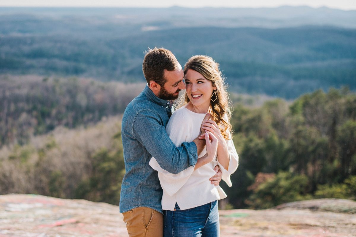 Bald Rock Engagement